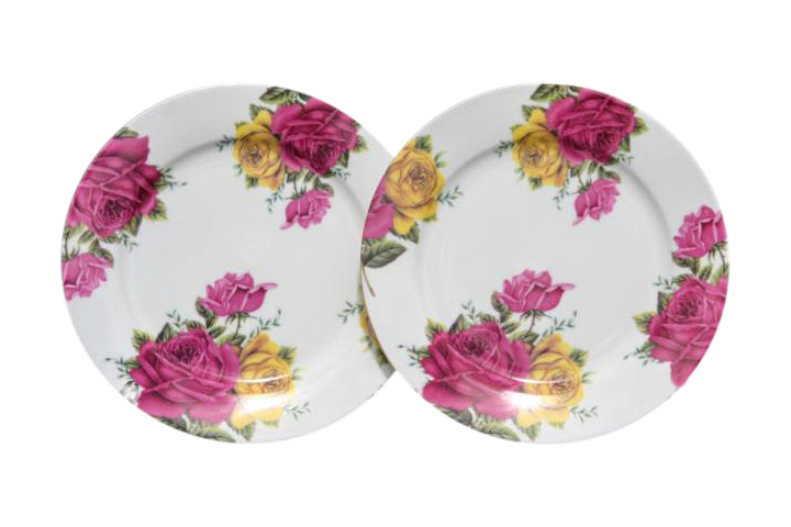 Dianna 2pc Sideplate Set